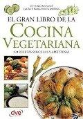 El gran libro de la cocina vegetariana - Vittorio Menasse