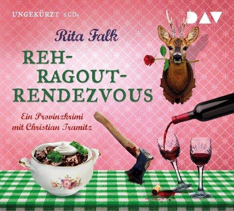 Rehragout-Rendezvous - Rita Falk