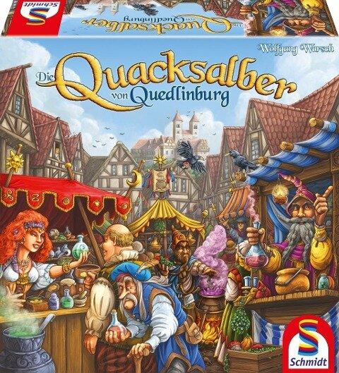Die Quacksalber von Quedlinburg -