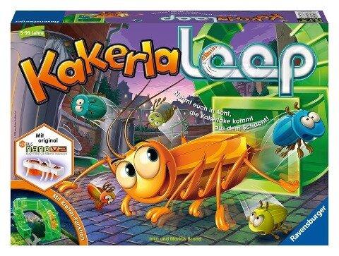 Kakerlaloop -