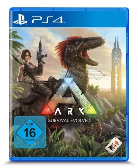 ARK: Survival Evolved (PlayStation PS4) -