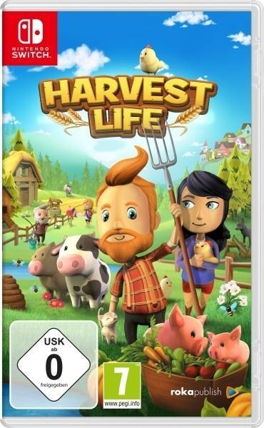 Harvest Life (Nintendo Switch) -
