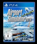 Airport Simulator 2019 (PlayStation PS4) -