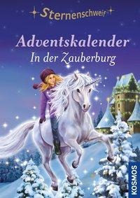 Sternenschweif Adventskalender. In der Zauberburg - Linda Chapman