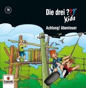 Die drei ??? Kids 79: Achtung, Abenteuer - Boris Pfeiffer