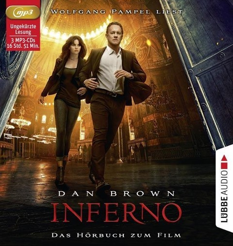 Inferno (3 MP3-CDs) - Dan Brown