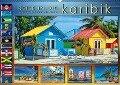 Reise in die Karibik - von den Bahamas bis Aruba (Wandkalender 2019 DIN A2 quer) - Peter Roder