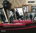 Die Manns / Die Pringsheims - Gabriele Förg, Ulrike Voswinckel, Hiltrud Häntzschel