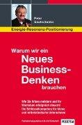Warum wir ein Neues Business-Denken brauchen - Peter Sawtschenko