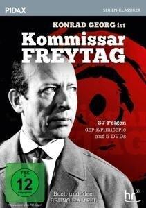 Kommissar Freytag - Bruno Hampel, Bert Grund