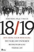 Der Krieg nach dem Krieg - Andreas Platthaus