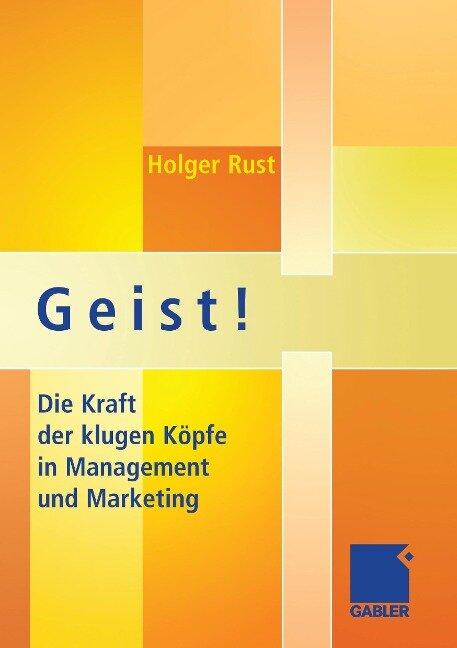 Geist! - Holger Rust