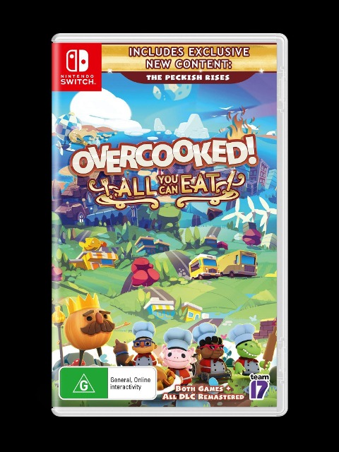 Overcooked! All You Can Eat (Nintendo Switch) -