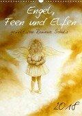Engel, Feen und Elfen (Wandkalender 2018 DIN A3 hoch) - Ramona Schulz