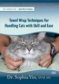 Towel Wrap Techniques for Handling Cats with Skill and Ease - Sophia Yin