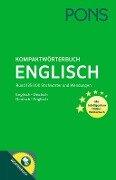 PONS Kompaktwörterbuch Englisch -