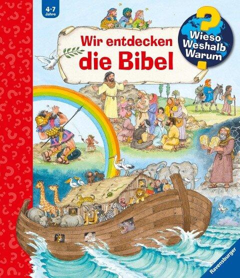 Wir entdecken die Bibel - Andrea Erne