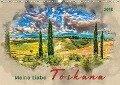 Meine Liebe - Toskana (Wandkalender 2018 DIN A3 quer) Dieser erfolgreiche Kalender wurde dieses Jahr mit gleichen Bildern und aktualisiertem Kalendarium wiederveröffentlicht. - Peter Roder