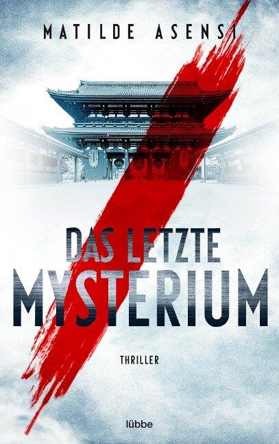 Das letzte Mysterium - Matilde Asensi