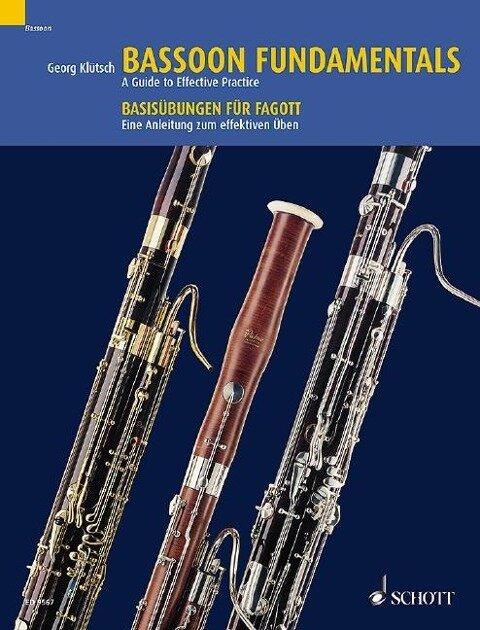 Basisübungen für Fagott - Georg Klütsch
