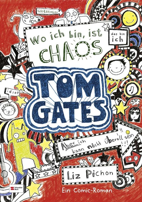 Tom Gates, Band 01 - Liz Pichon