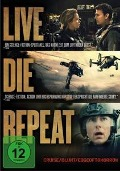 Edge of Tomorrow - Live Die Repeat - Christopher Mcquarrie, Jez Butterworth, John-Henry Butterworth, Christophe Beck