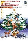 Die schönsten Weihnachtslieder für 1-2 Sopranblockflöten - Hans Magolt, Marianne Magolt