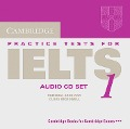 Cambridge Practice Tests for IELTS 1 / 2 CDs - Vanessa Jakeman, Clare McDowell