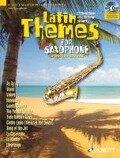Latin Themes for Alto Saxophone -