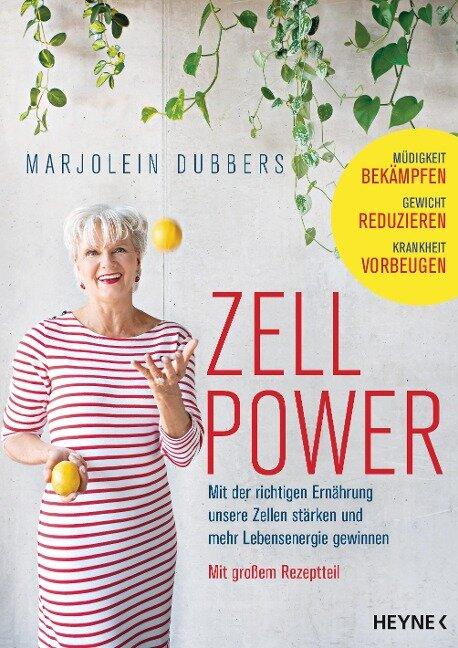Zellpower - Marjolein Dubbers