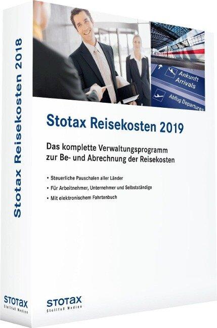 Stotax Reisekosten 2019 -