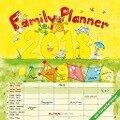 Familienplaner 2018 Broschürenkalender -
