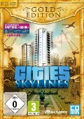 Cities: Skylines Gold Edition. Für Windows XP/Vista/7/8 -