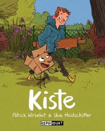 Kiste - Patrick Wirbeleit, Uwe Heidschötter