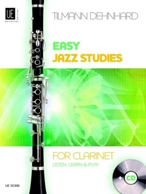 Easy Jazz Studies - Tilmann Dehnhard