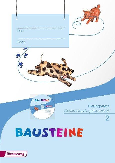 BAUSTEINE Sprachbuch 2 . Übungsheft 2 LA mit CD-ROM -