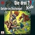 Die drei ??? Kids 62: Gefahr im Dschungel - Boris Pfeiffer