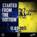 Started From The Bottom/Krabbenkoke Tape (Ltd.) - Spongebozz