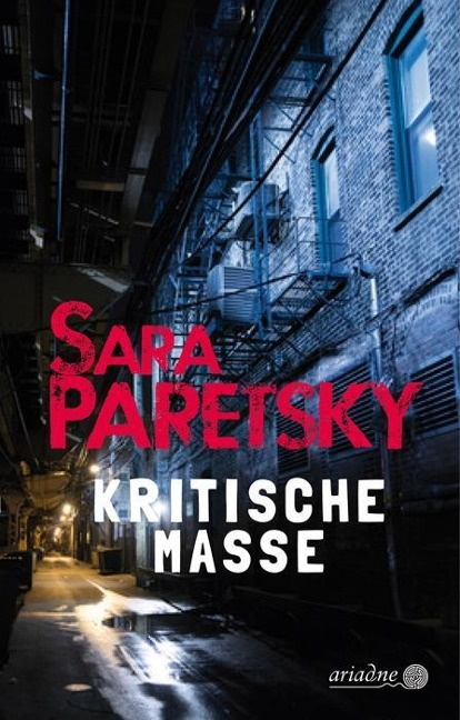 Kritische Masse - Sara Paretsky