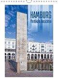 HAMBURG Vertikale Ansichten (Wandkalender 2018 DIN A4 hoch) - Melanie Viola