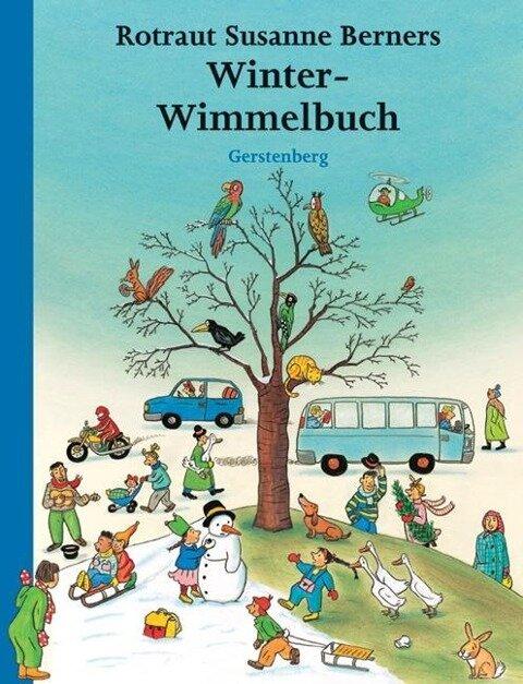 Winter-Wimmelbuch - Rotraut Susanne Berner