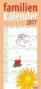 times&more Schaffner Familienplaner - Kalender 2017 - Maren Schaffner