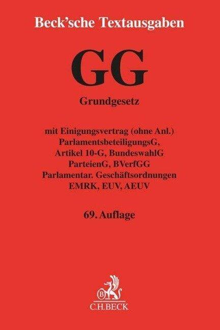 Grundgesetz für die Bundesrepublik Deutschland -