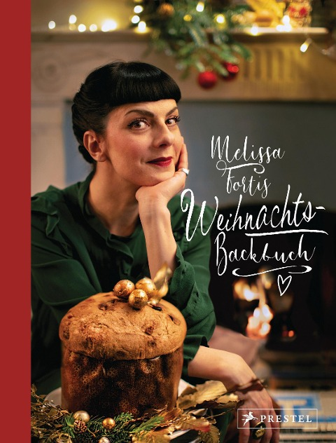 Melissa Fortis Weihnachts-Backbuch - Melissa Forti
