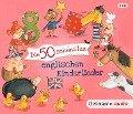 Die 50 schönsten englischen Kinderlieder (3CD) - Various, Kay Poppe, Bastian Pusch