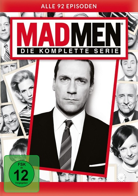Mad Men - Die komplette Serie. Alle 92 Episoden -
