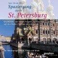 Spaziergang durch Sankt Petersburg. CD - Anne Schulte-Hillen