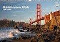 Kalifornien USA (Wandkalender 2018 DIN A3 quer) - Peter Schickert