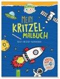 Mein Kritzel-Malbuch -