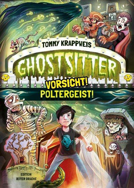Ghostsitter - Tommy Krappweis